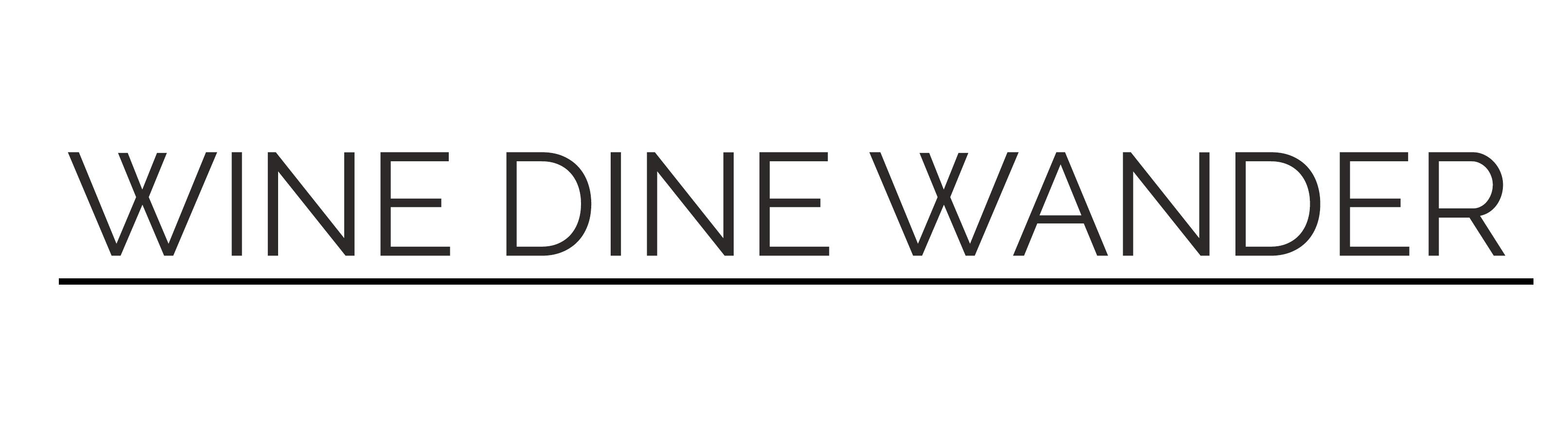 Wine Dine Wander